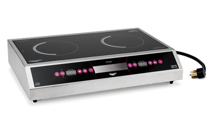 Vollrath 69523 Professional Series Dual Hub Countertop Induction Range