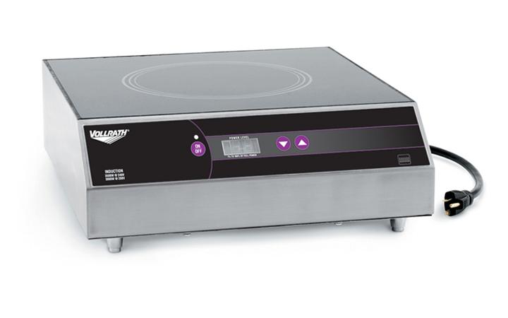 Vollrath® 69504 Ultra Series Single Burner Induction Range