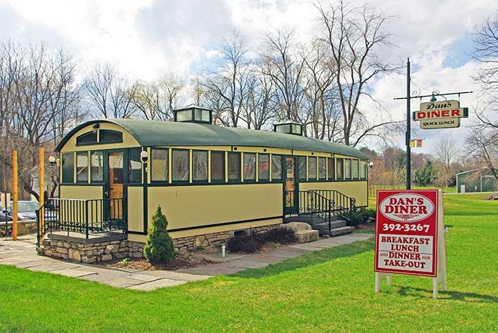 Dan's DIner - Spencertown, NY