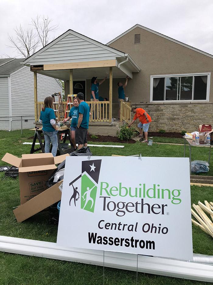 Rebuilding Together Day