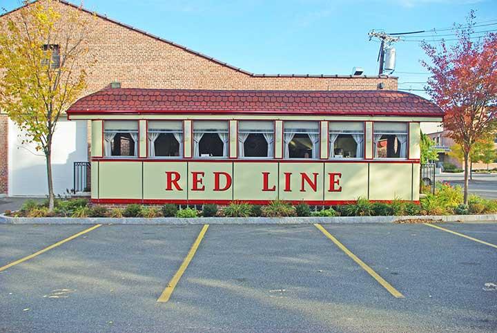 Red Line Diner, Brighton, Massachusetts