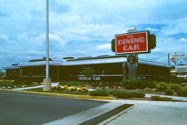 The Dining Car Diner