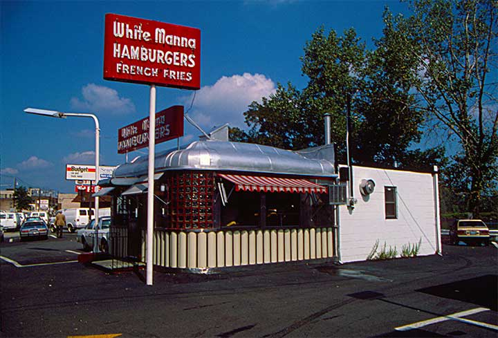 White Manna Diner