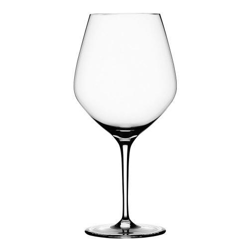 Spiegelau 4408000 Authentis 24.25 Ounce Burgundy Glass