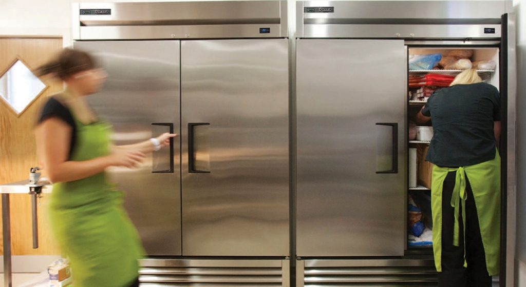 Top or Bottom Mounted Refrigerator Compressor. Which is right for your business?