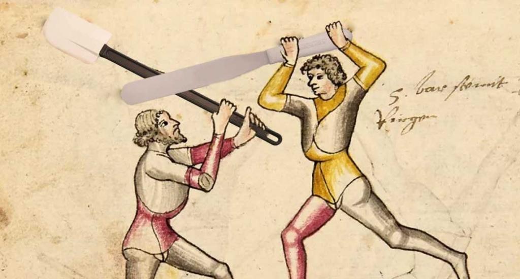 The Spatula: The Original Kitchen Weapon