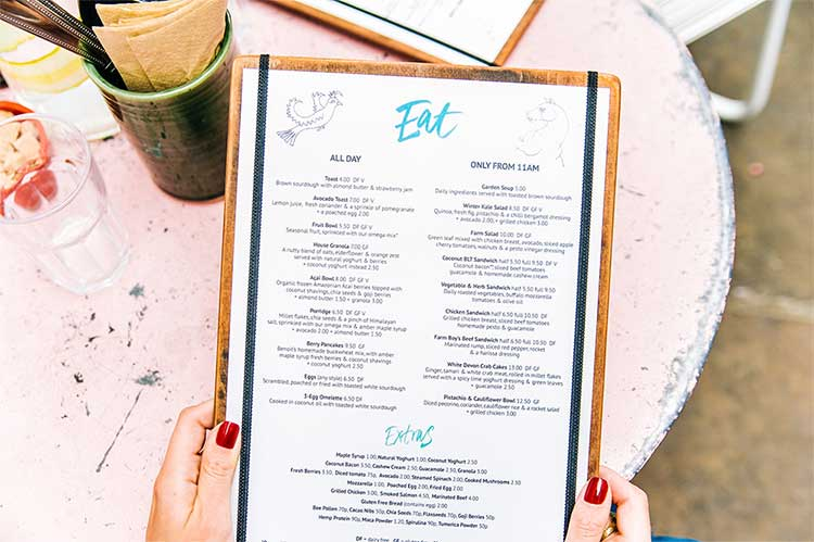 Menus might be the dirtiest thing in your restaurant