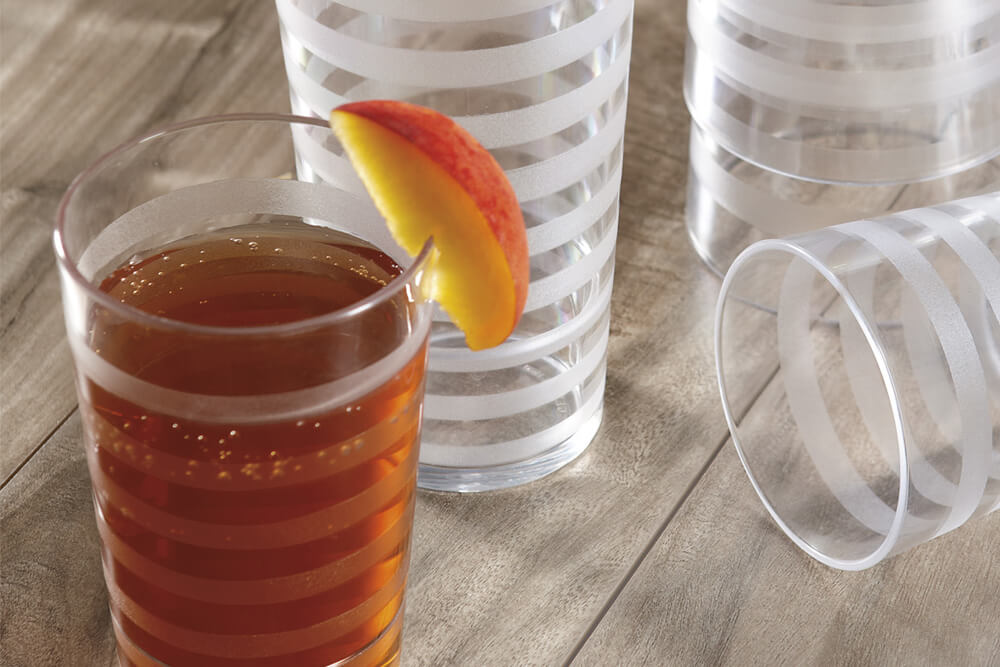 How to Clean Plastic Drinkware