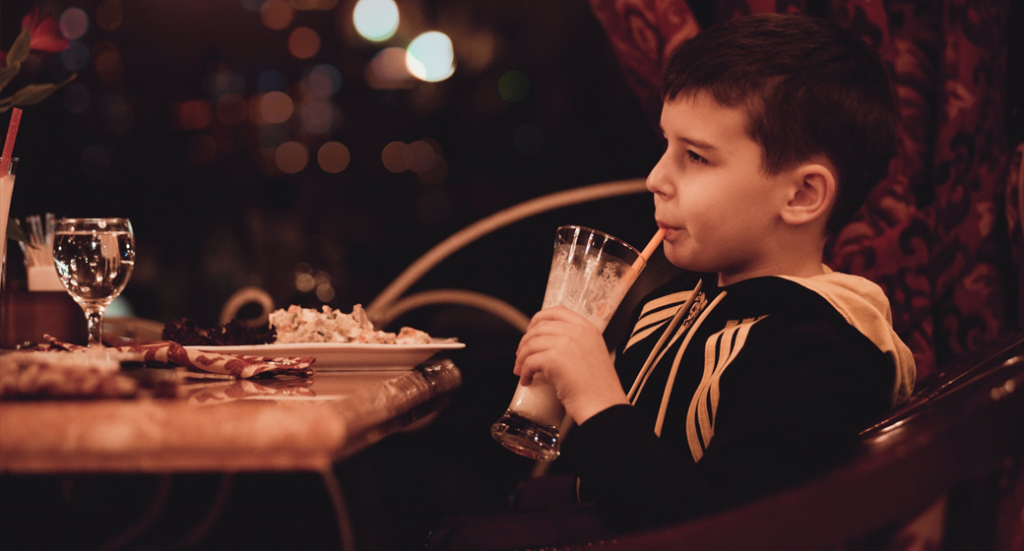 Create a kid friendly restaurant and profit!