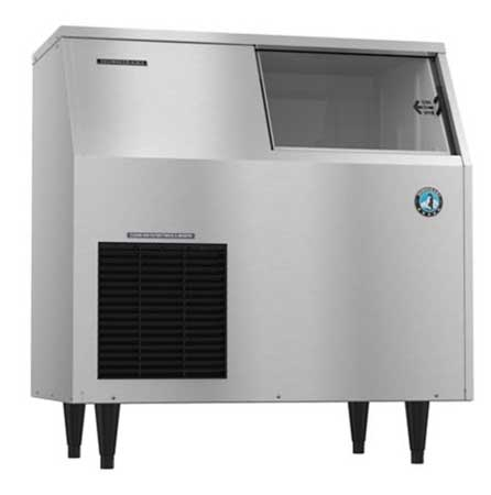 "You simply can't run out of ice. So do your maintenance and upgrade if needed. Shown: Hoshizaki F-300BAJ 353 Lb. Self Contained 36"" Flake Style Ice Maker."