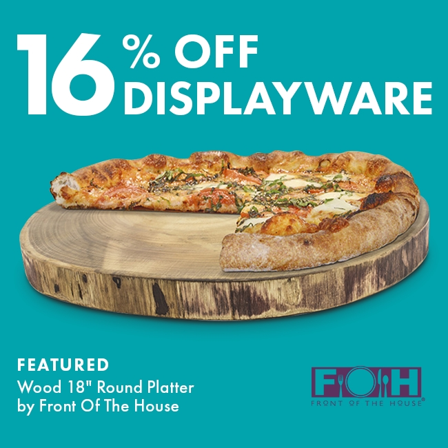 16% Off Displayware