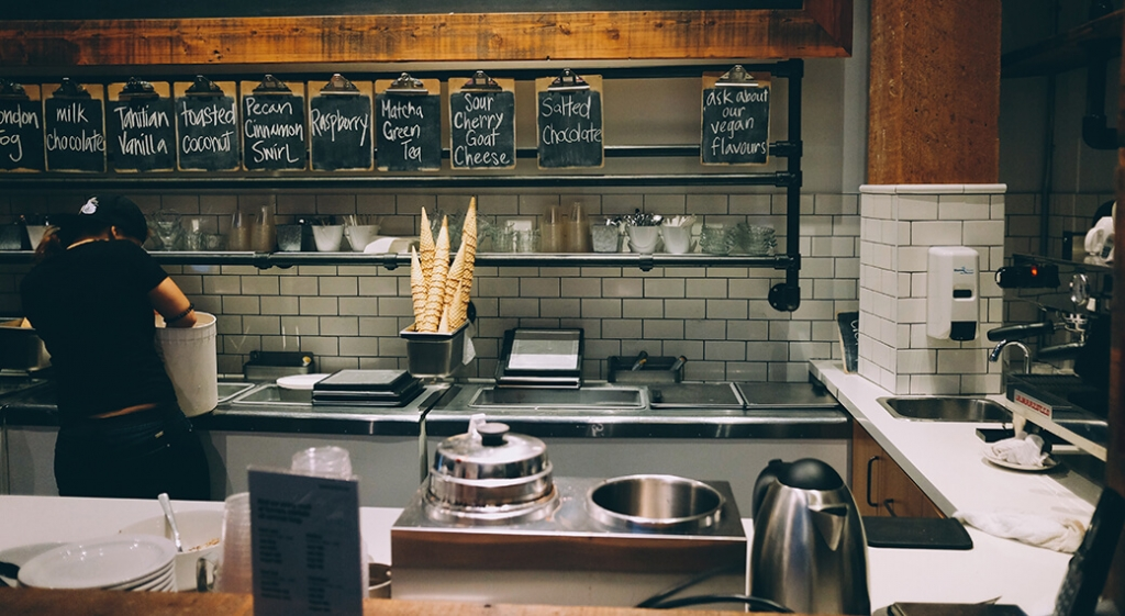 4 Space Saving Tips For Small Restaurant Kitchens The Official Wasserstrom Blog