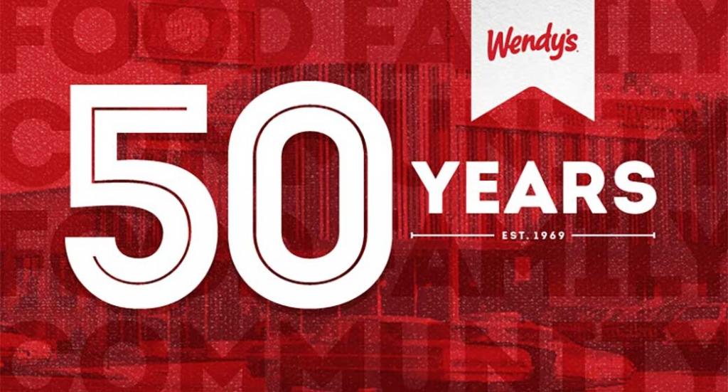 Wasserstrom Helps Wendy's launch its brand 50 years ago