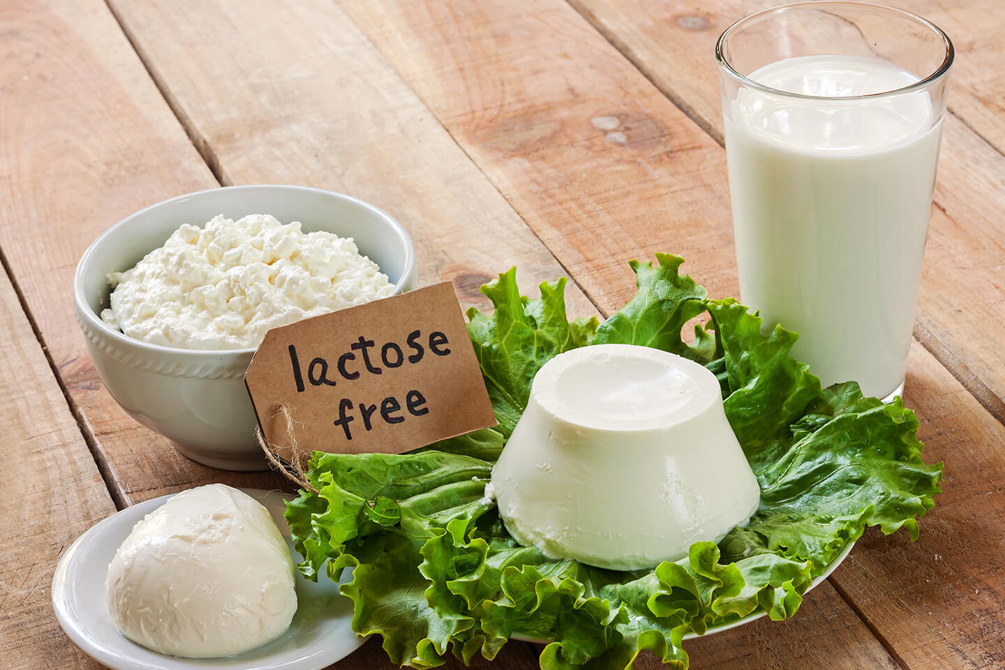 There are several reasons that someone might want to avoid dairy products. Having lactose-free options can make your restaurant more inclusive.