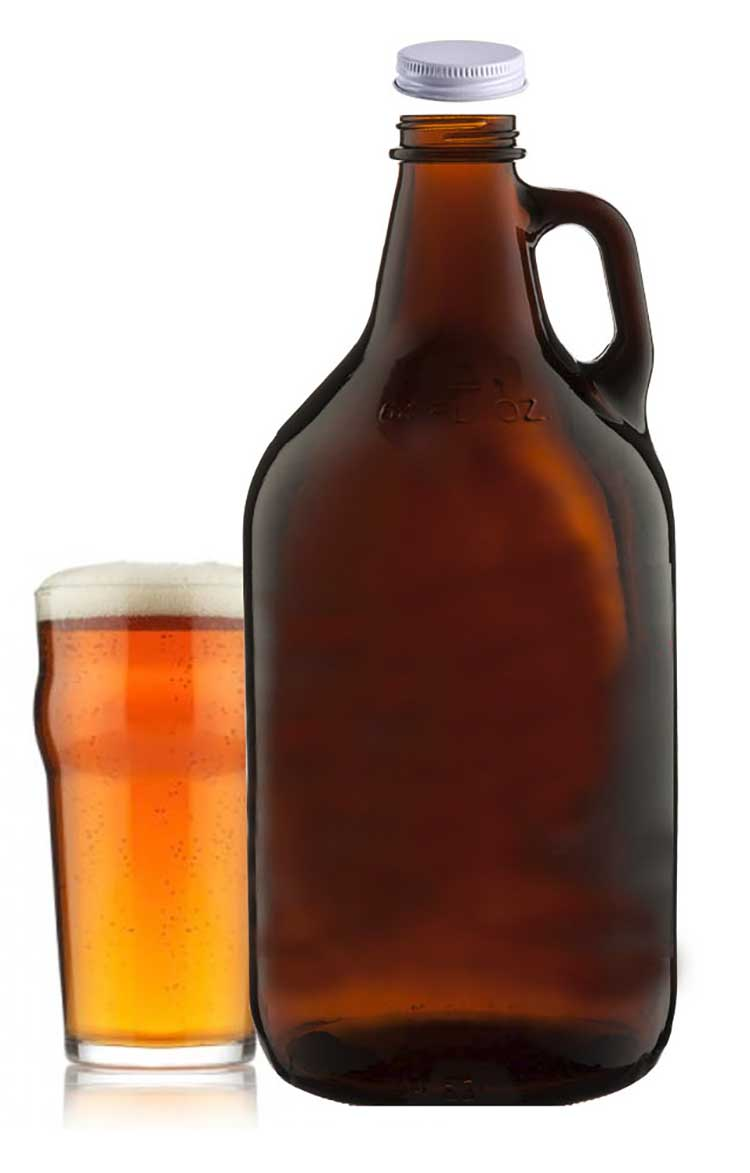 Microbreweries have been using growlers for years to serve their customers.