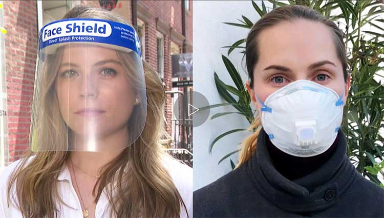 Are face shields the unsung hero of face coverings? Some think they may just be.