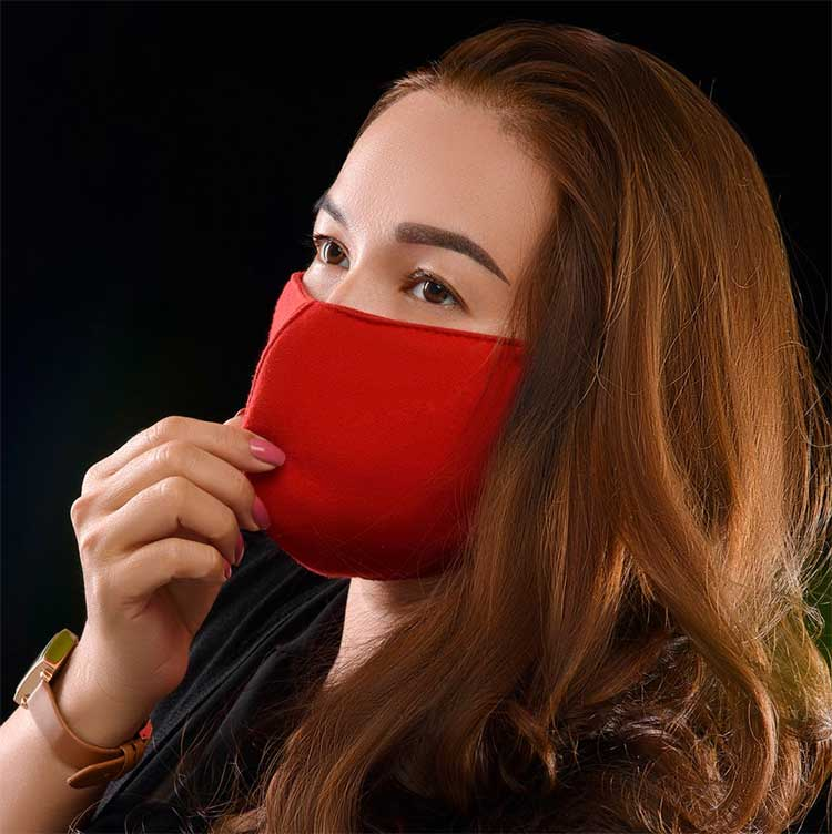Reusable cloth masks may be perfectly fine for personal use, office use or in retail settings, but probably aren't the best choice for restaurant workers.