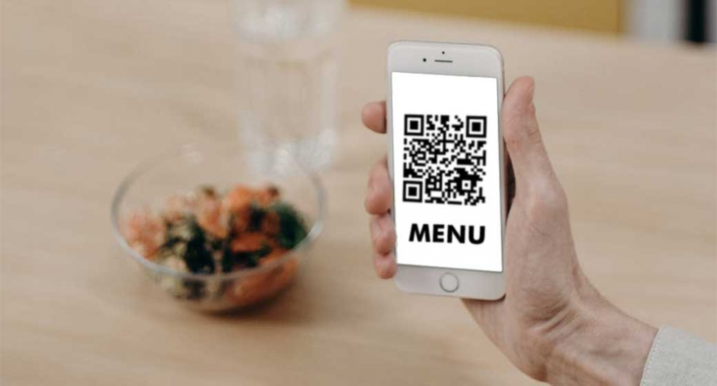 Create a touchless menu system for your restaurant - quick and easy