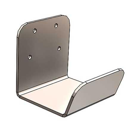 Stainless Steel Door Foot Pull