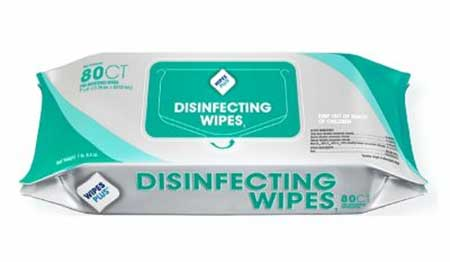 Disinfecting Wipes