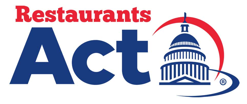 Restaurants Act is the grassroots action site of the National Restaurant Association.