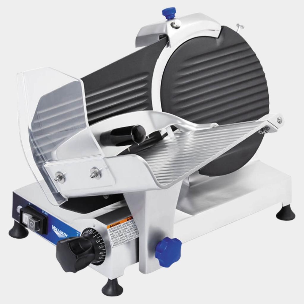 Vollrath 10-Inch 120-Volt Medium-Duty Electric Slicer
