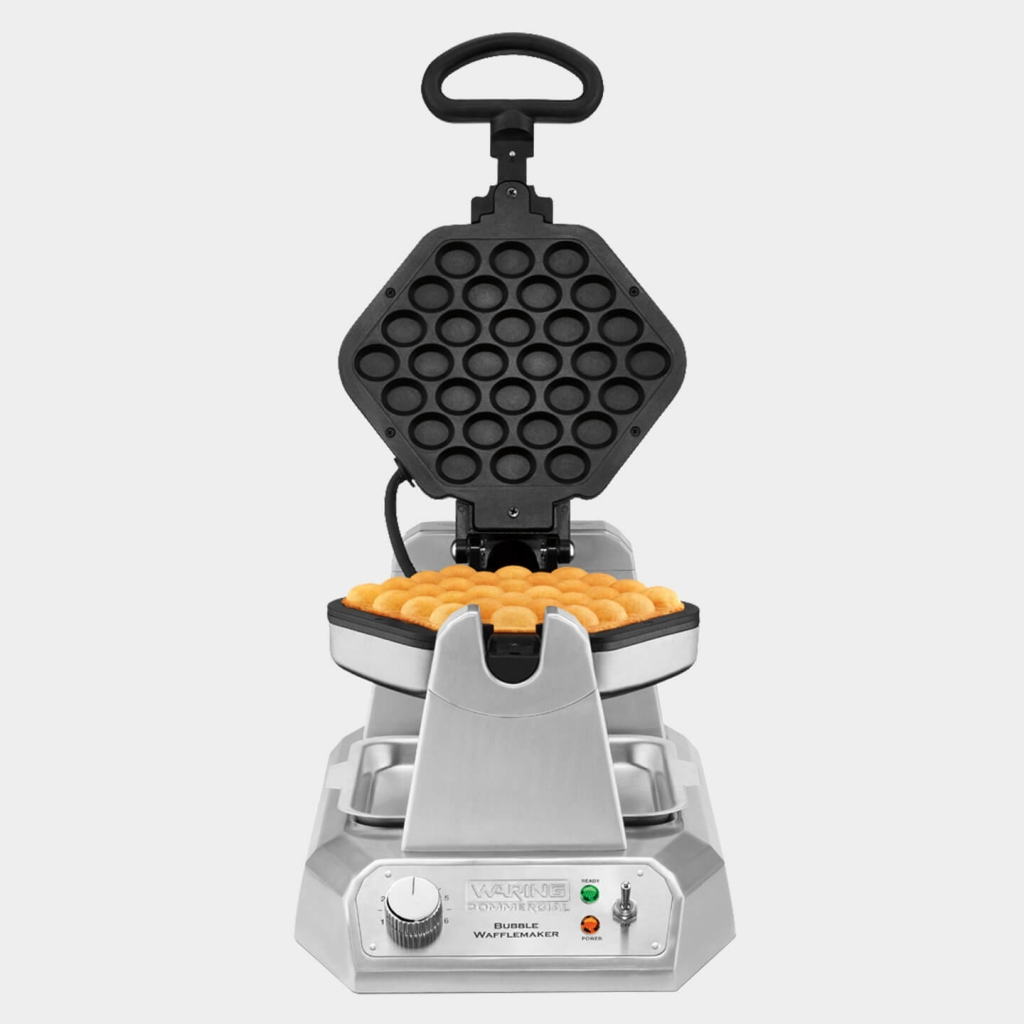 Waring Commercial's Bubble Waffle Maker, WBW300X