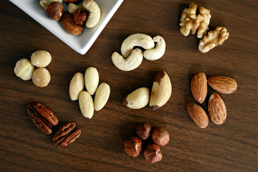 Tree nuts are a common allergen.