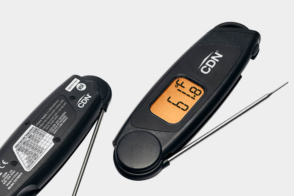 TCTW572 thermocouple commercial kitchen thermometer by CDN.