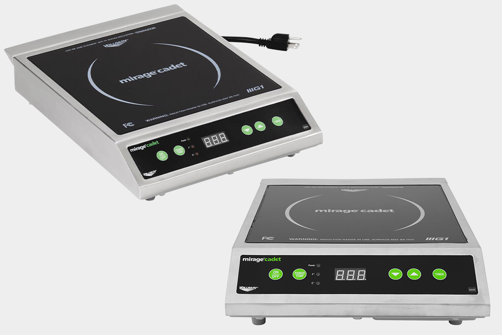 Induction range for bakeries by Vollrath.