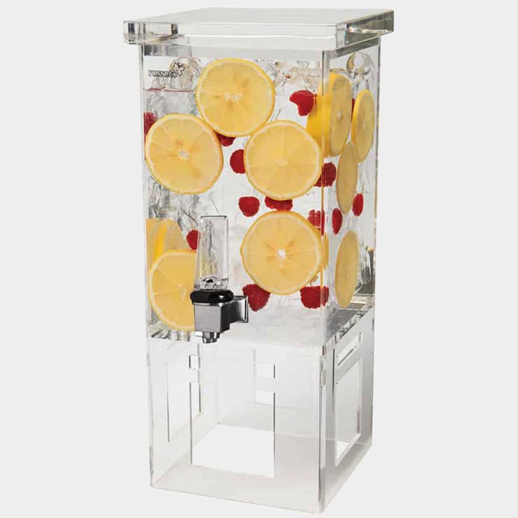 Short beverage dispensers by Rosseto.