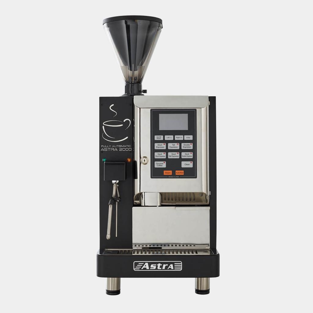 Astra Super Automatic Espresso Machine, A-2000